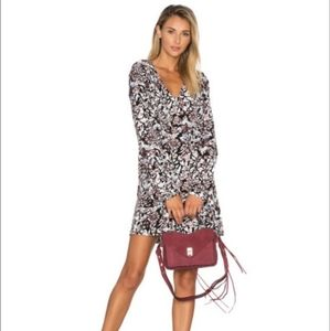 The Fifth Label XS Long Sleeve Floral Dress